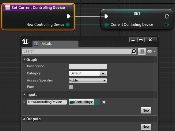 First person look around controls – mouse touch tilt