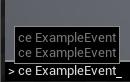 exampleeventscreen